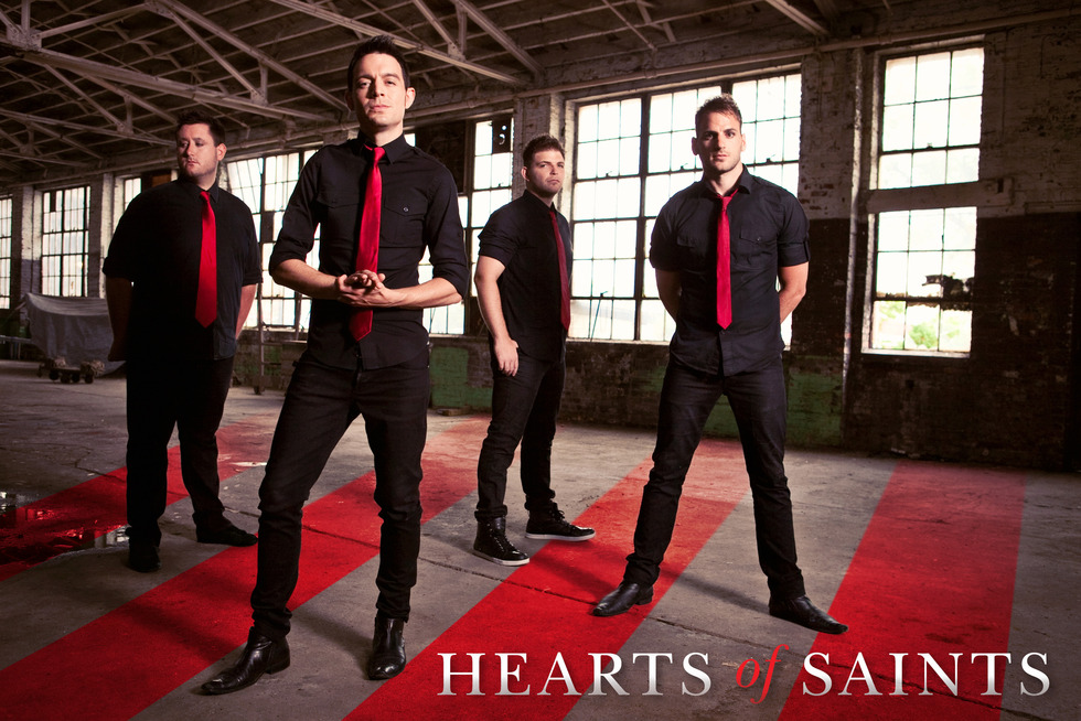 Hearts of Saints E Store