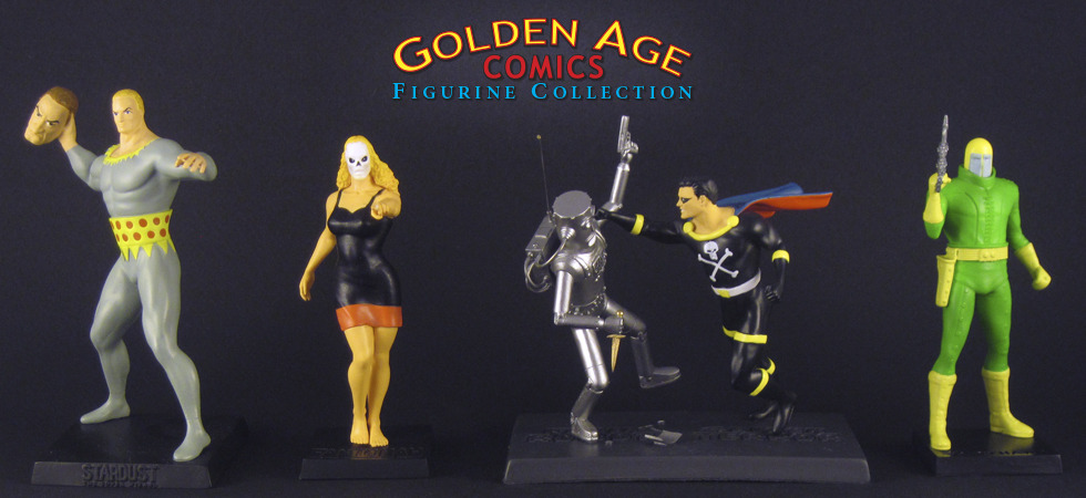Golden Age Figurines Store