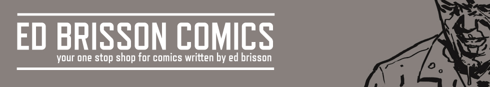 Ed Brisson Comics