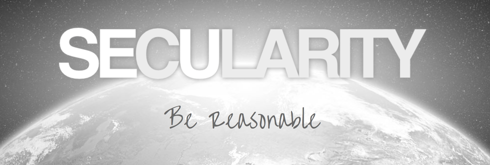 Secularity Clothing