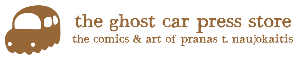Ghost Car Press Store