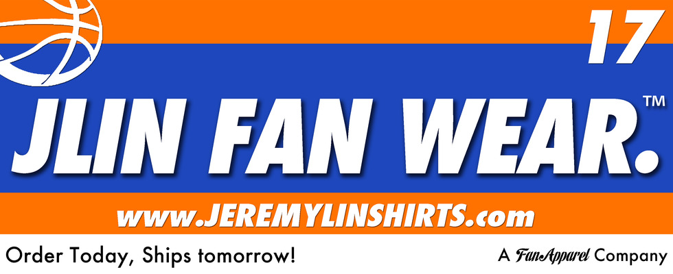 Jeremy Lin Shirts & Fan Wear