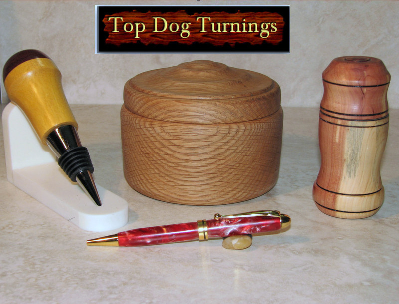 Top Dog Turnings