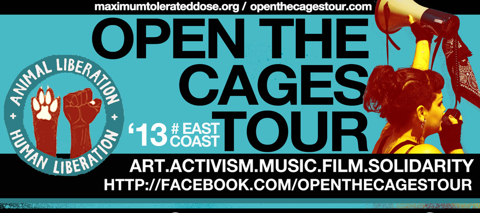 Open The Cages Tour