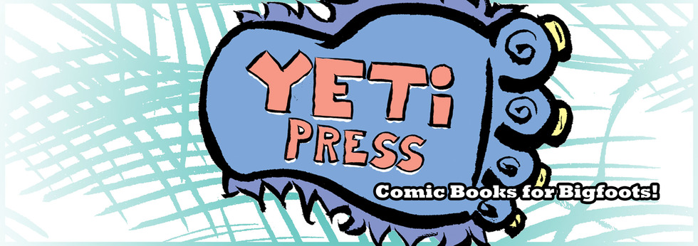 Yeti Press Comics
