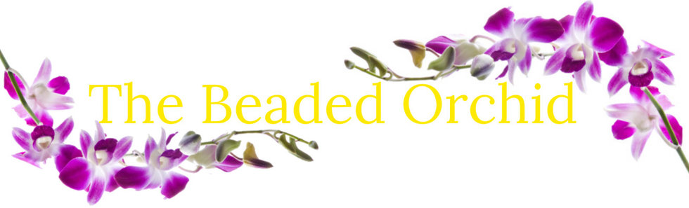 The Beaded Orchid