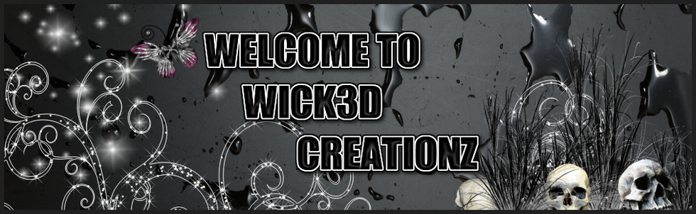 Wick3d Creationz