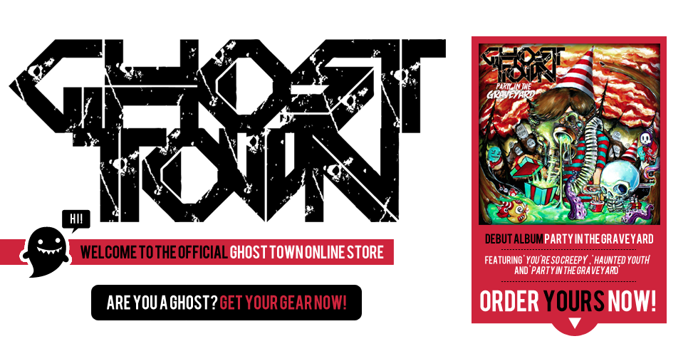 GHOST TOWN // Official Store