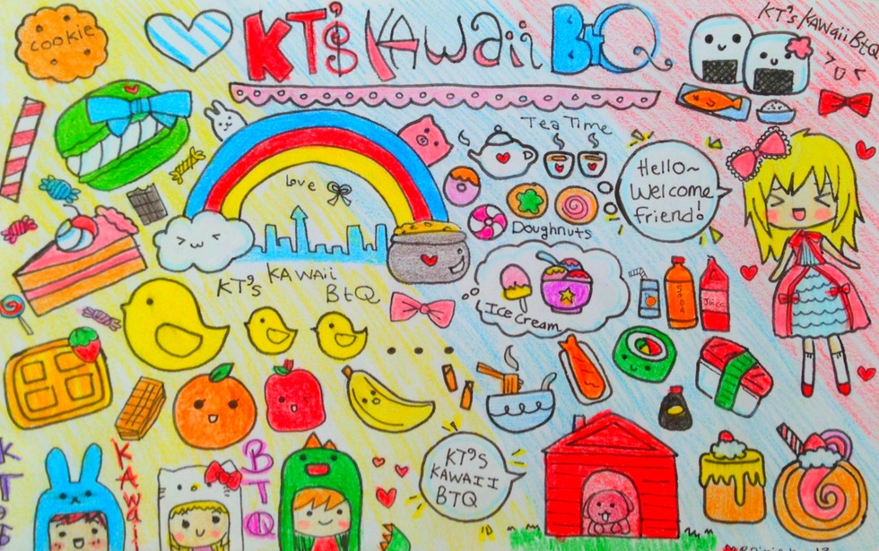 KT's Kawaii Boutique