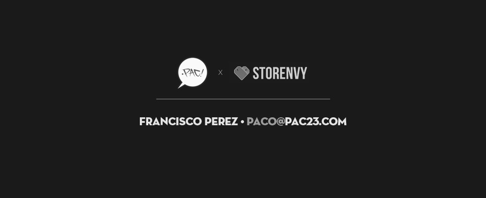 Pac23 Store!
