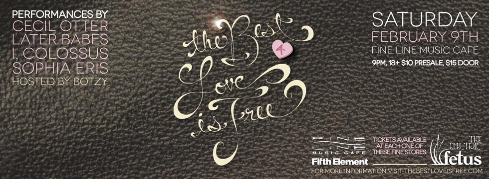 The Best Love is Free