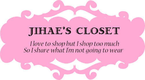 Jihae's Closet