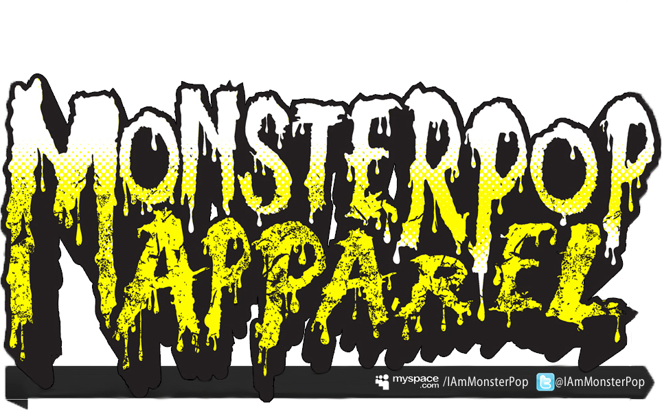 Monster Pop Apparel
