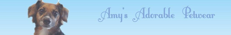 Amys Adorable Petwear