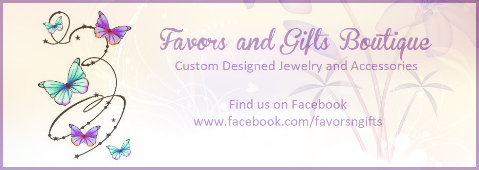 Favors and Gifts Boutique