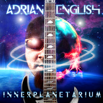 Adrian English-Innerplanetarium cd