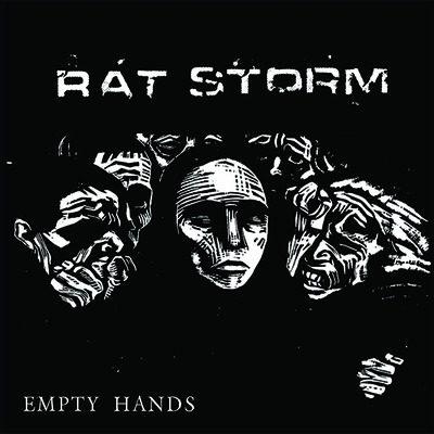 Rat storm - empty hands 7""