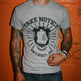 TEE | Take Notice Emblem (Gray) *SALE* - Thumbnail 1