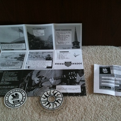 "Rations - ""for victory"" cd"