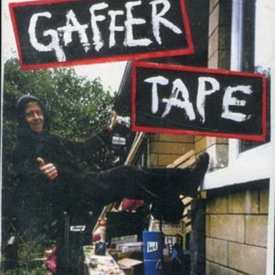 Citizen fish - the gaffer tape - oop vhs