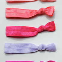 The Madeline Set- 5 No-Crease Hair Ties