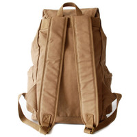 Fantastic canvas laptop daypack backpack - Thumbnail 4