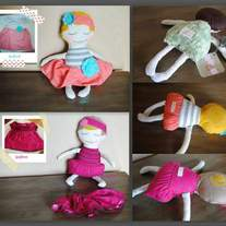 custom doll. flapper baby. your outgrown item.