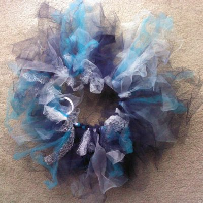 I've got the blues - duchess short tutu
