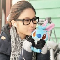 New Cute Plush Doll Stitch iPhone 4/4S Case