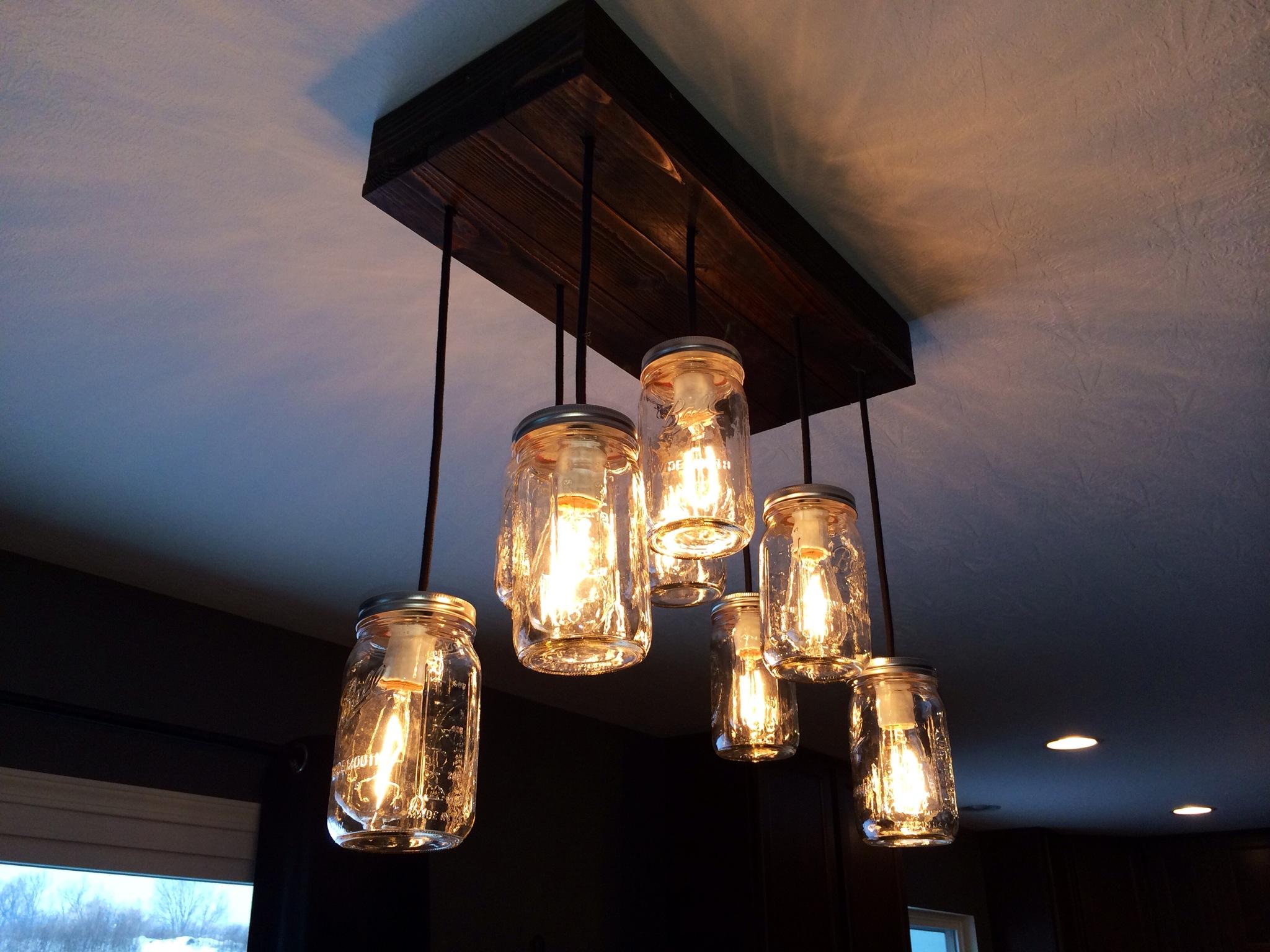 the betty 8 light mason jar chandelier with edison bulbs loading zoom betty 8 light mason jar