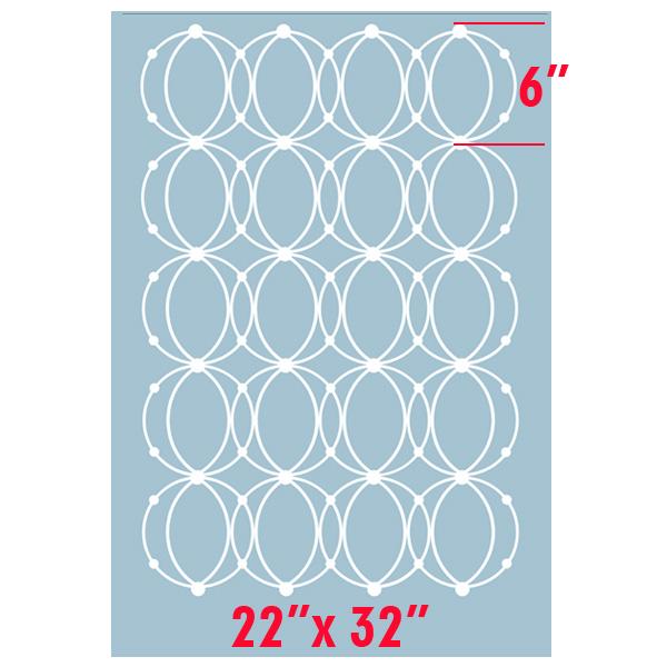 Geometric Circle Wallpaper Geometric Circles Clean