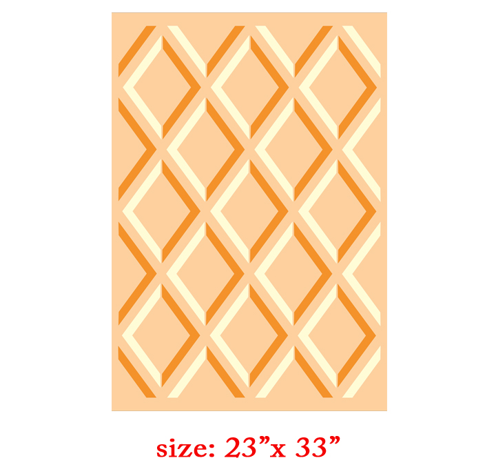 3D Geometric Shape Patterns http://stencilboss.storenvy.com/products ...