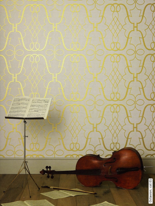 Lattice Modern Designer Allover Pattern Wall Stencil Home