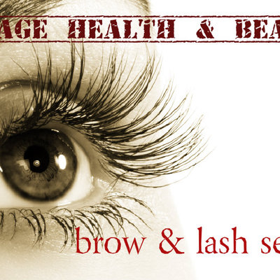 Brow | lash serum by vintage health | beauty