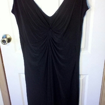 Tiana B. Black Dress 2X