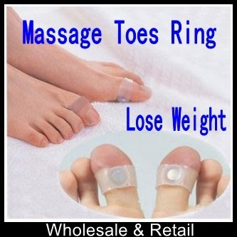 Toe Ring Magnetic Therapy Weight Loss On Storenvy