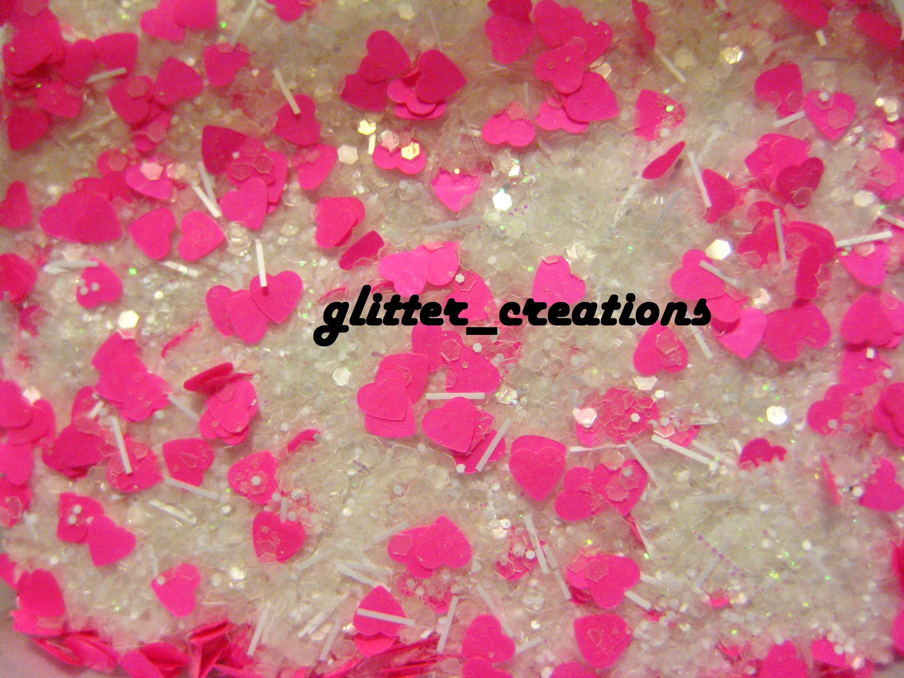 Nail Art Glitter Mix New Valentine Mix · glitter_creations · Online ...