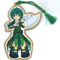 Bookmark - Elemental Chibi Bishonen: Earth