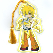 Bookmark - Elemental Chibi Bishonen: Lightning
