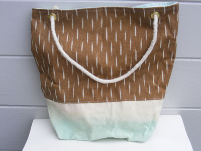 Baby Fawn Large Tote Bag