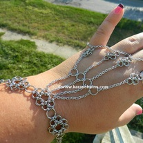 Multi finger Hand Jewelry