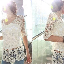 Mahree Lace Top