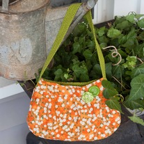 Tangerine Delight Buttercup Bag