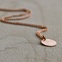 Simple Drop Pendant