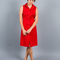 Red Sisley Dress