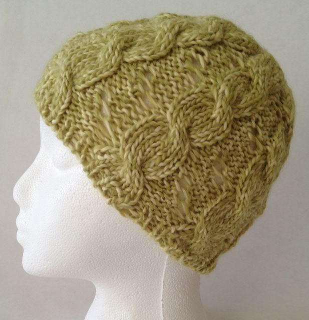Helen Kreations SALE nearly 40% OFF: Hand knit hat, knit womans hat, w...