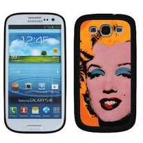 New Chic Fashion Icon Marilyn Monroe Samsung Galaxy S3 i9300 Case Cover