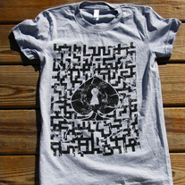 Find The Key T-Shirt - Womens *ONE LEFT*