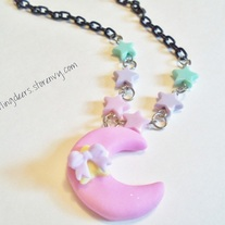 Cosmically Kawaii Necklace