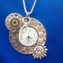 Steampunk & Luck Necklace